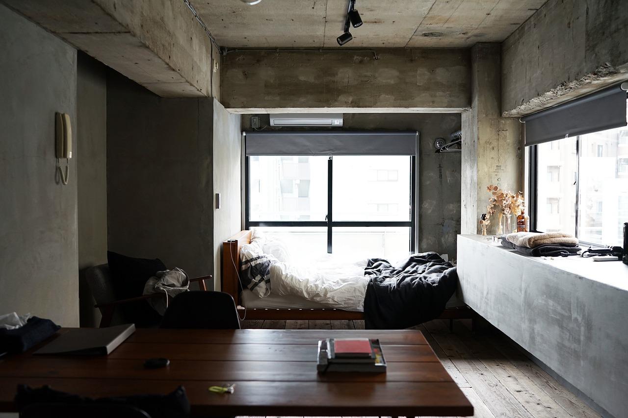 rolety w mieszkaniu